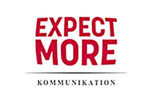 Expect More Kommunikation