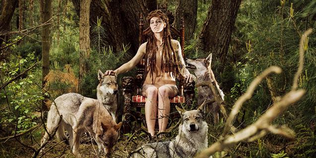 Maria und der Wolf