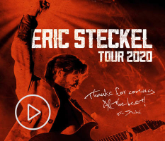 Eric Steckel Tour 2020