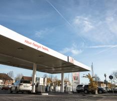 Neue Energie Tanken